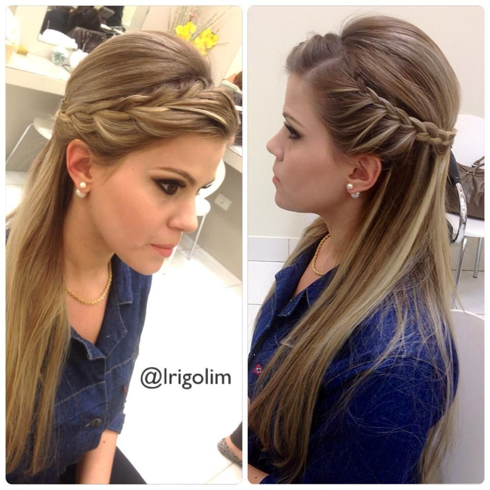 Pin By Tenis Shoe On Hair Cabello Trenzas Peinados