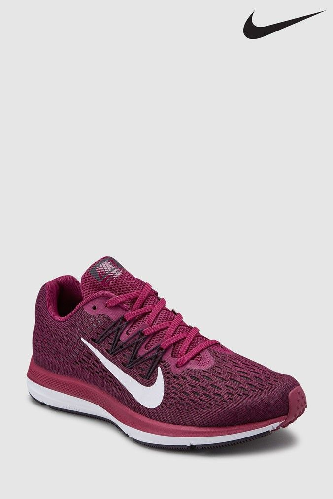 timeless design c20d3 2306e Womens Nike Run Air Zoom Flo 5 - Purple in 2019 | Products ...