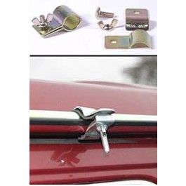 Rain Gutter Clamps For Tent Or Awning Vw Bus Tent
