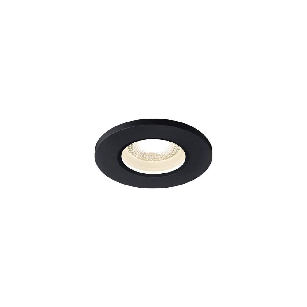 Kamuela Led Encastre Noir Led 7 8w 3000k 38 Ip65 Slv Avec Images Led Spot Led Encastrable Luminaire Led