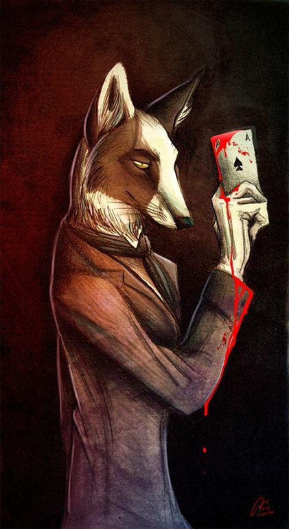 Zeichner by Culpeo-Fox.deviantart.com on @DeviantArt