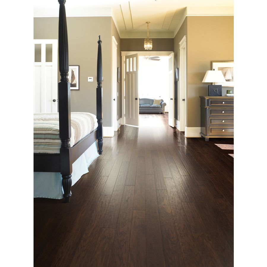 Shop Style Selections 5-in W Prefinished Hickory Locking
