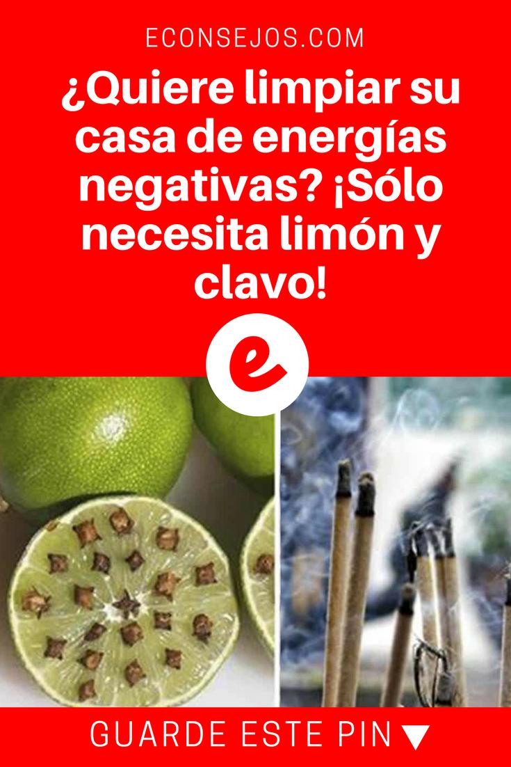 Quiere limpiar su casa de energ as negativas s lo - Como limpiar la casa de energias negativas ...