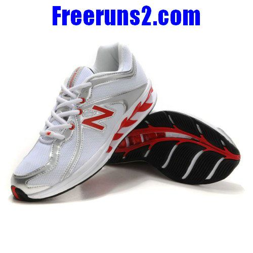 100% authentique 9ae75 e02a4 New Balance MW850WR blanc rouge Hommes Toning Chaussures ...
