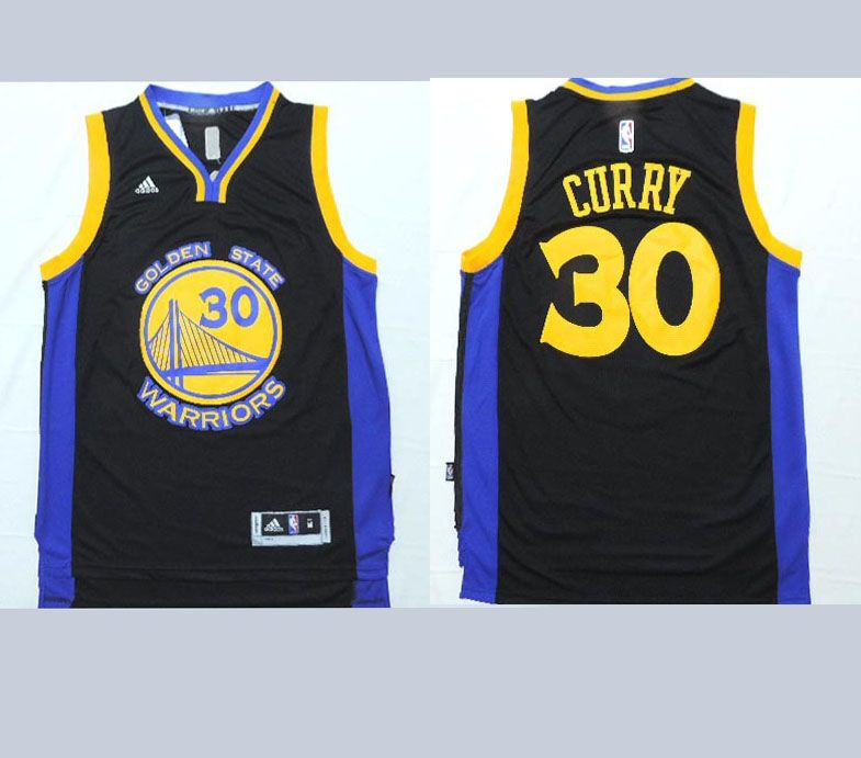 ... new style golden state warriors 30 curry black blue edge men 2017 new  logo nba adidas 9389af8be