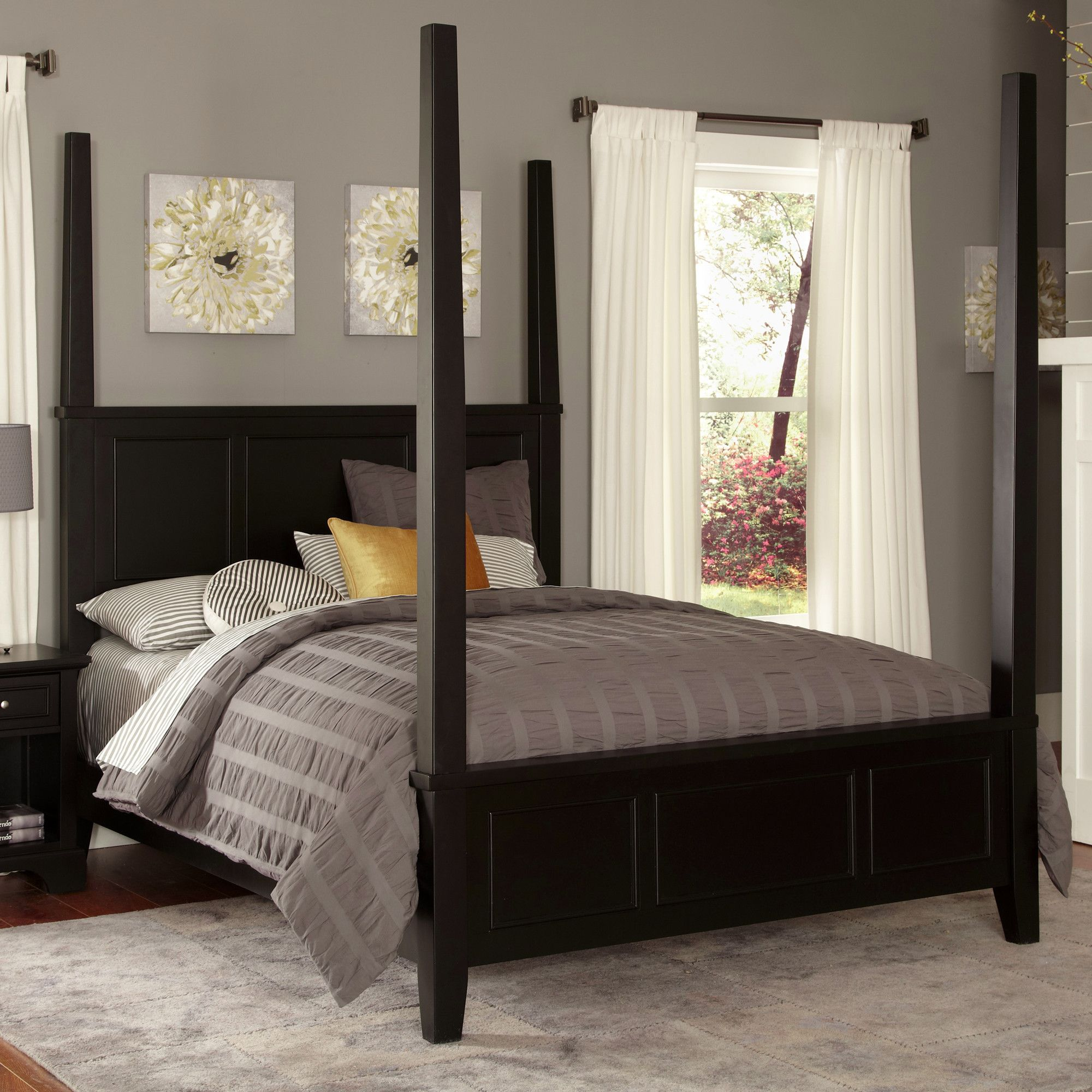 Bryson Four Poster Bed