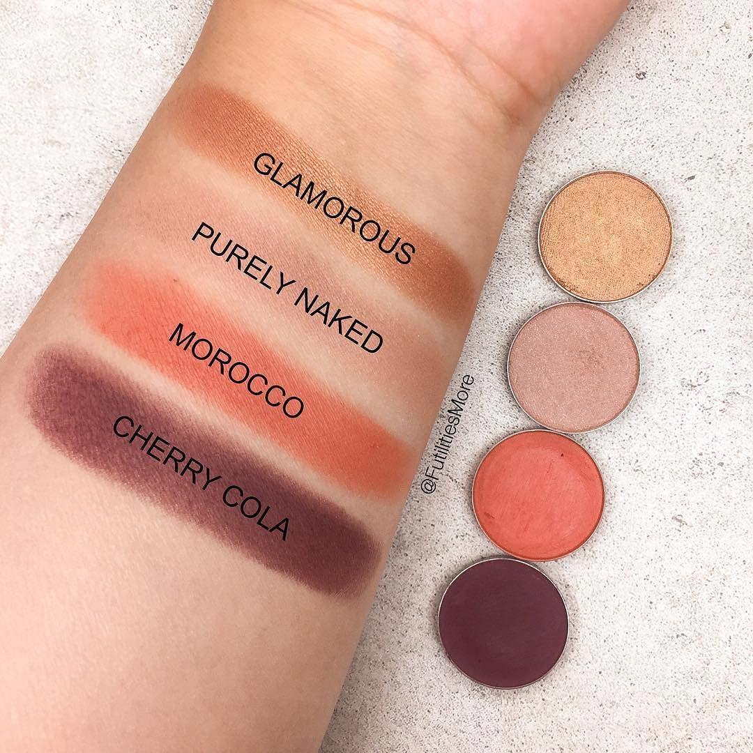 Makeup Geek Eyeshadows Quad ideas 4 Makeup geek, Makeup