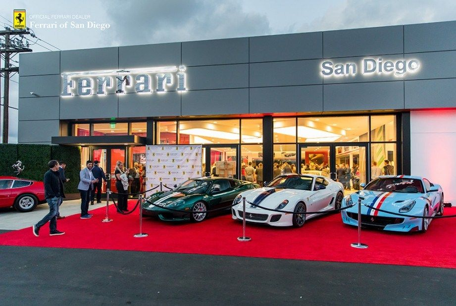 Ten Ways On How To Get The Most From This Ferrari Dealers Ferrari Dealers Ferrari Dealership Ferrari Dealership