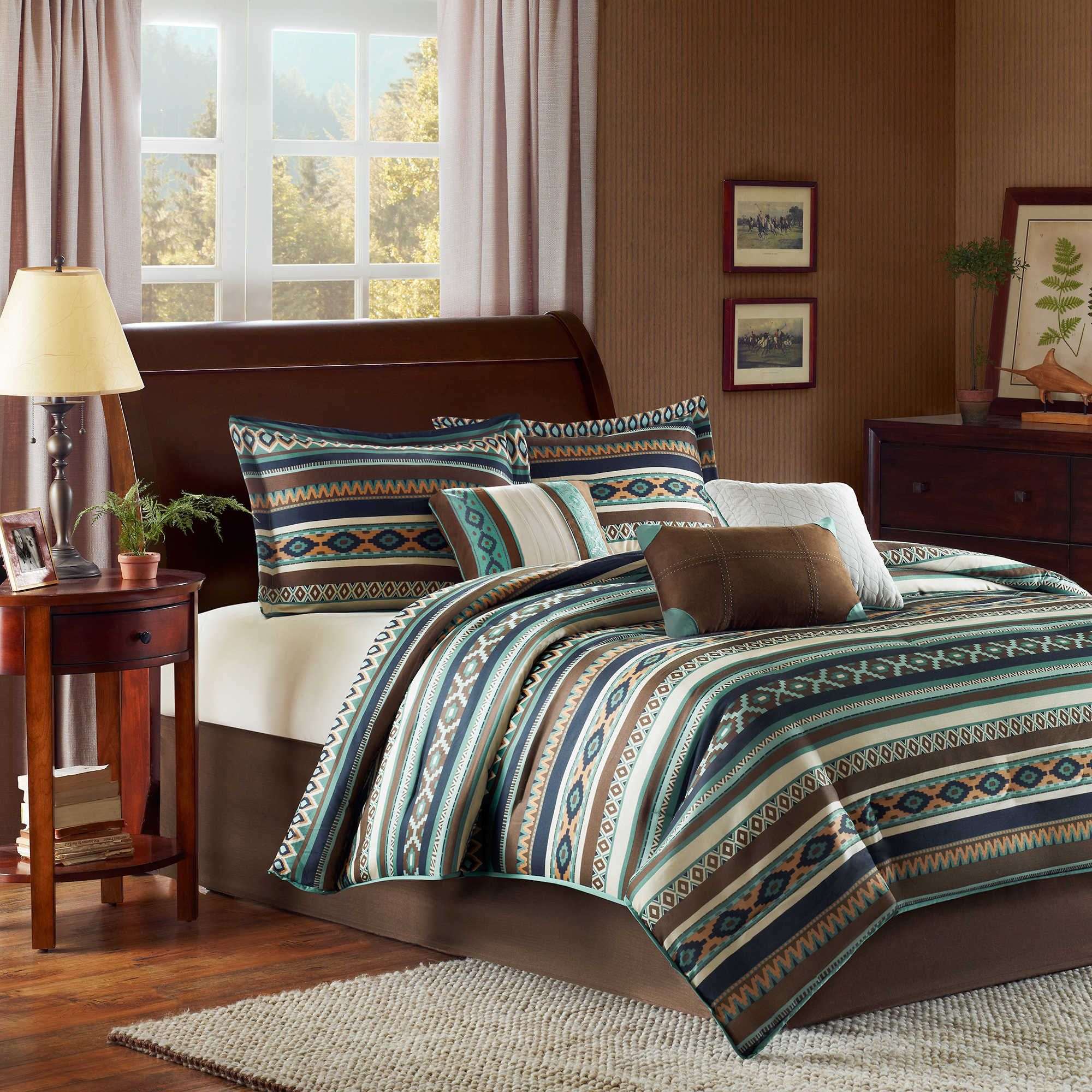 Fall in Love With Southwestern Décor Comforter sets