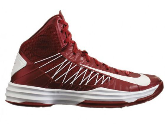 Womens Hyperdunks 2012 Gym Red White 524882 601