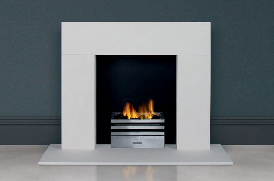 Modern Marble Fireplace Surround Google Search Marble