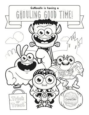 Charmant Inspire | Get Inspiration Delivered To Your Inbox Weekly! Halloween  Coloring SheetsHalloween ...