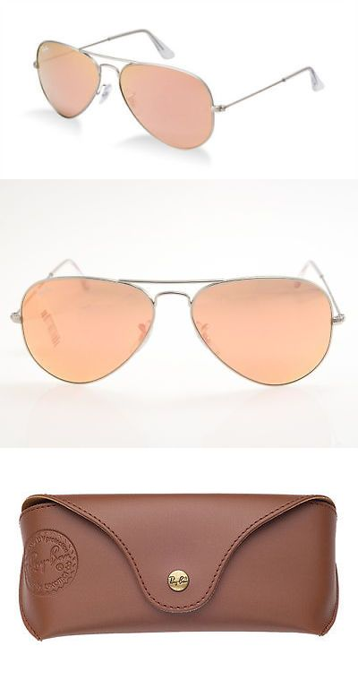 294c010f0c Other Vision Care  Ray-Ban Aviator Rb3025 019 Z2 58Mm Copper-Pink Mirror
