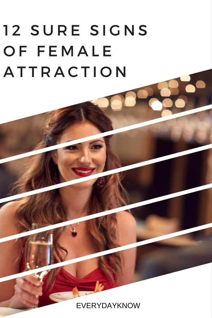 Female Attraction Signs