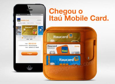 Banco Itaú testa sistema de carteira virtual no iPhone
