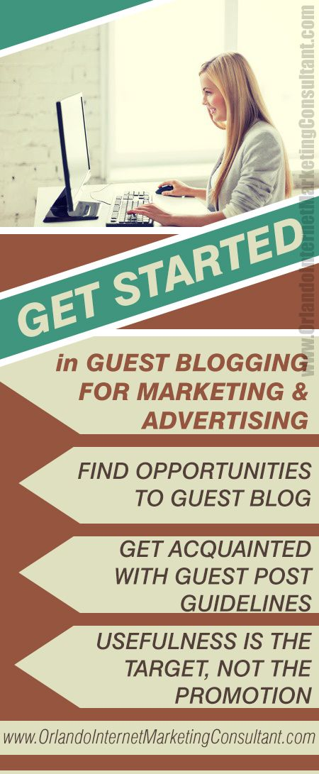Guest blogging could easily turn into one of your best marketing ideas. http://ow.ly/ZJwNo