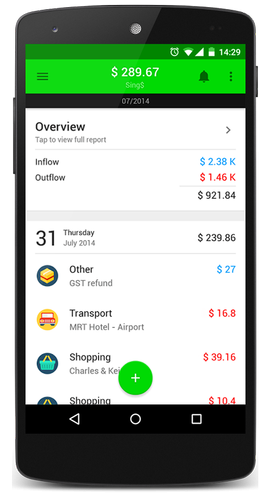 Money Lover: Expense Manager v3 9 4 2019081503 #APK