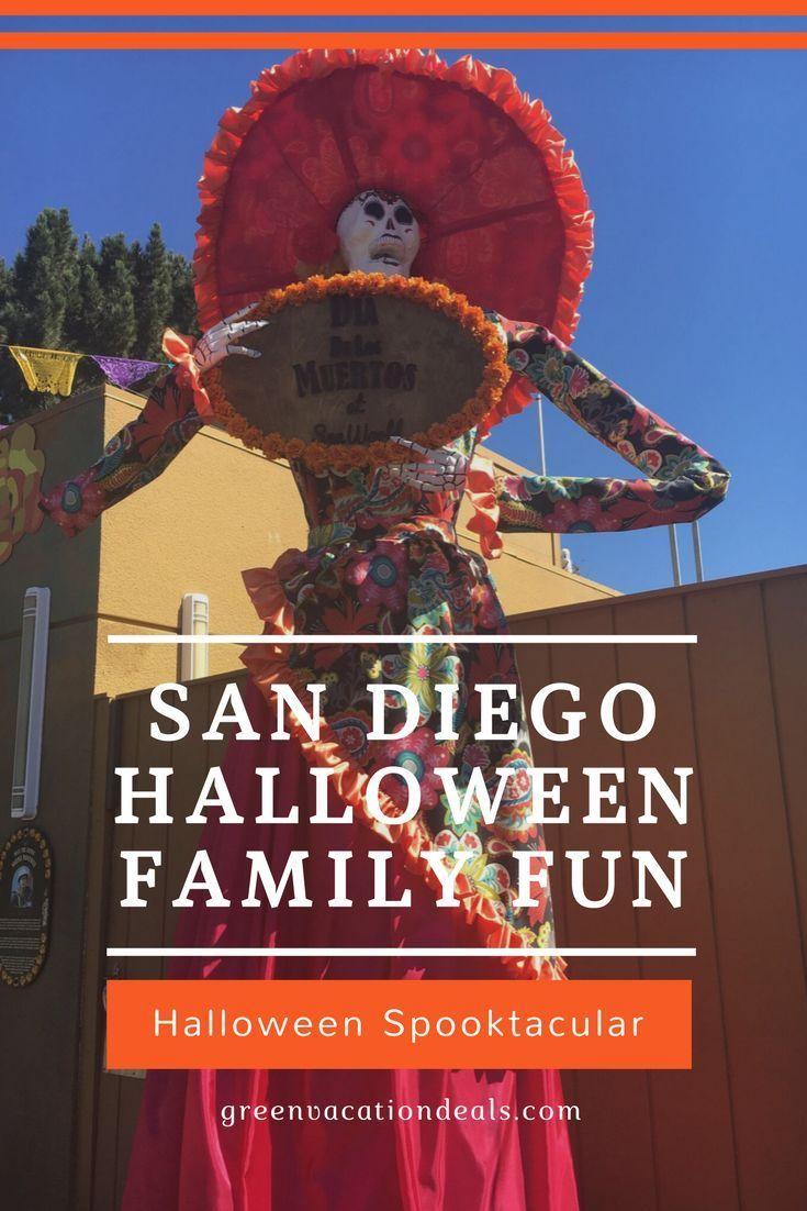 San Diego Halloween Family Fun Savings Family fun