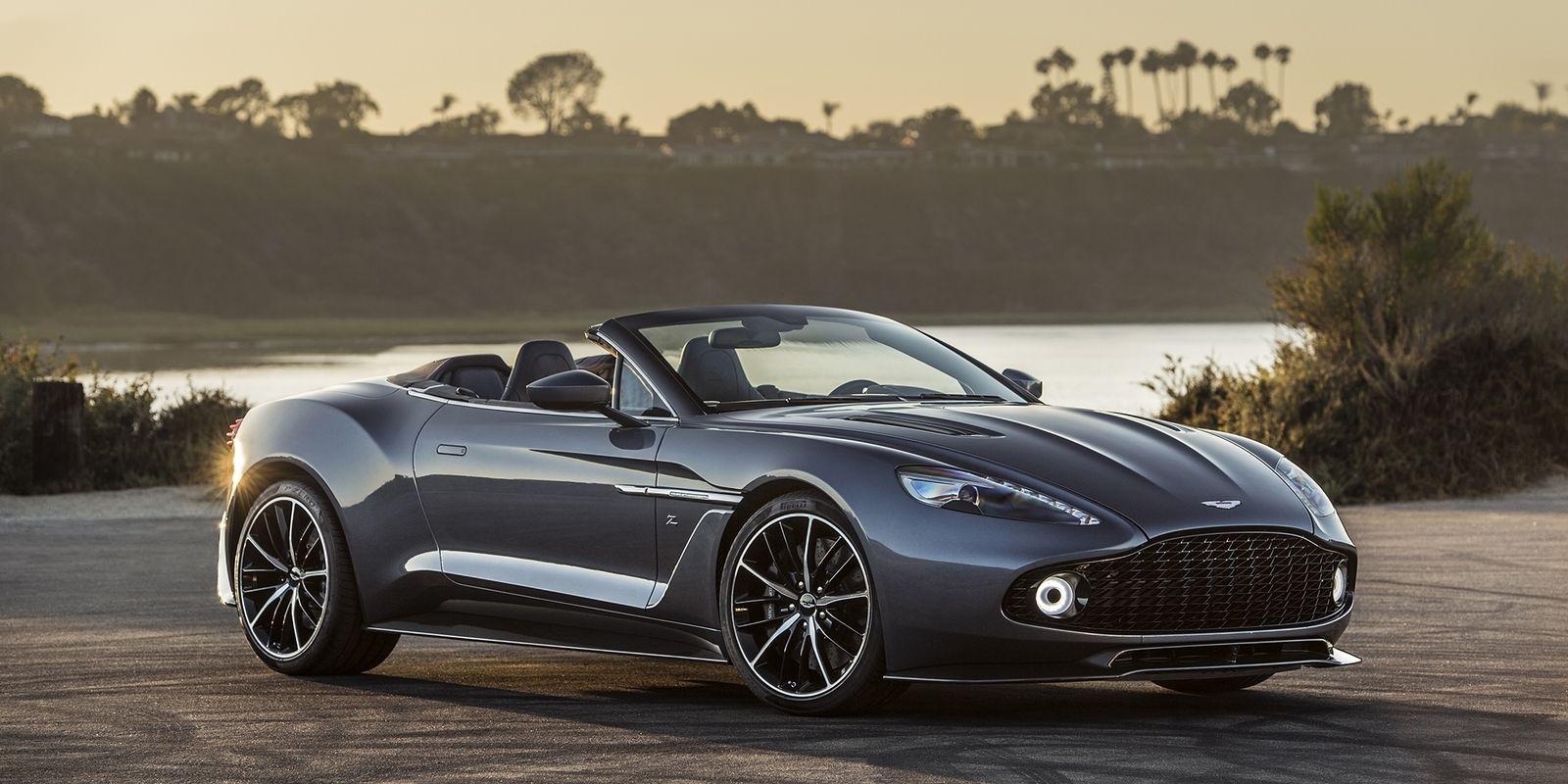 Aston Martin Will Build A Vanquish Zagato Speedster And Shooting - Galpin aston martin inventory