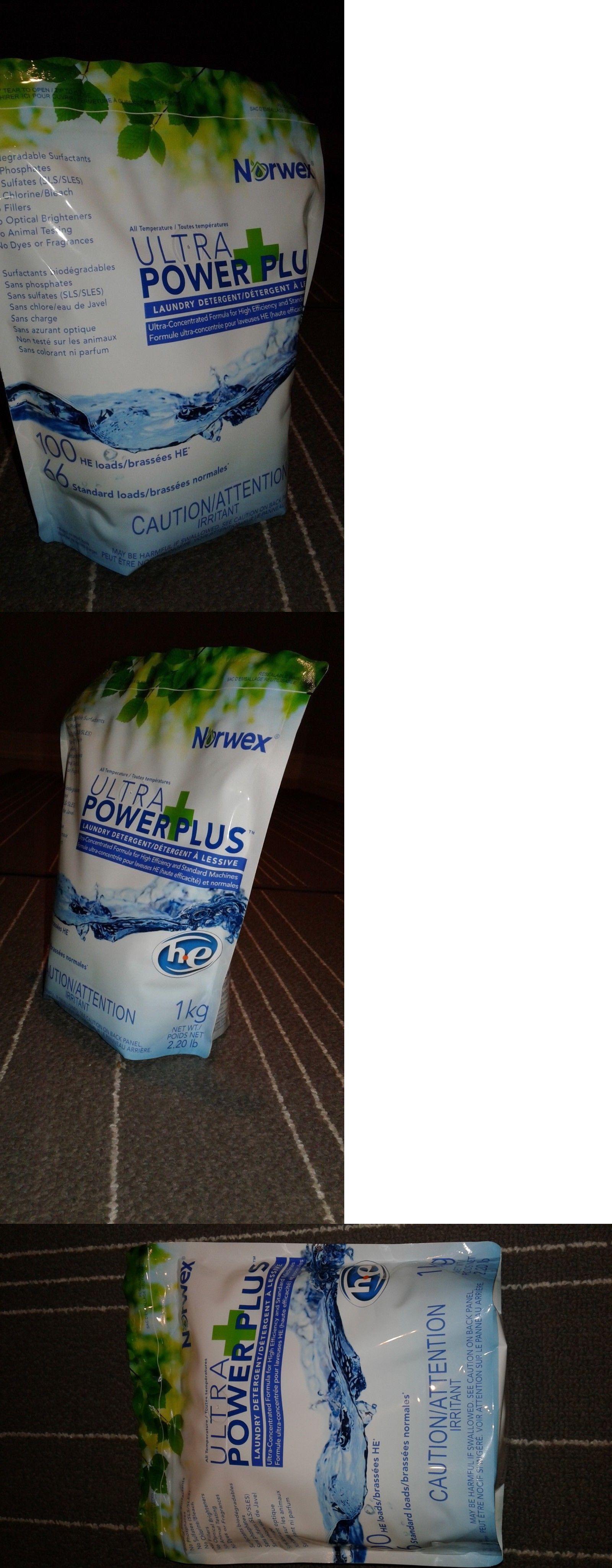 Detergents 78691 Norwex Ultra Power Plus Laundry