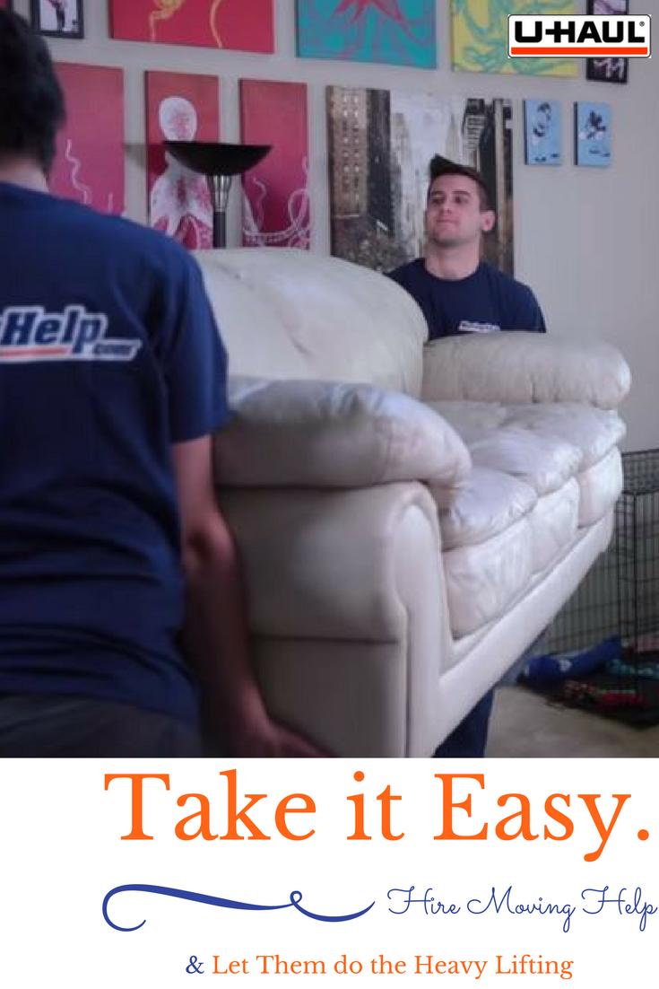 U haul moving help cost