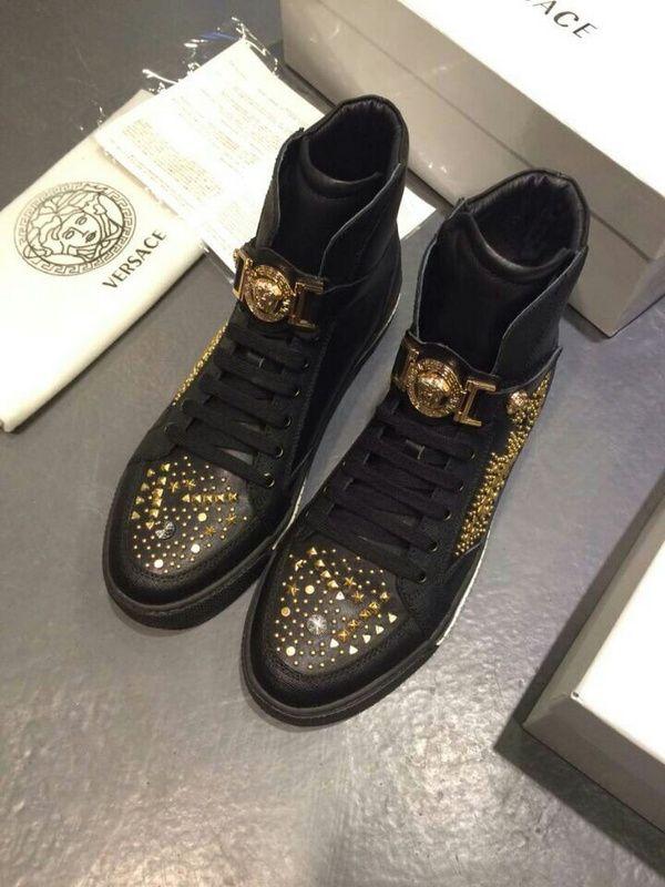 on sale 6fa26 8eabd Replica Versace shoes for MEN #135474 cheaper than amazon ...