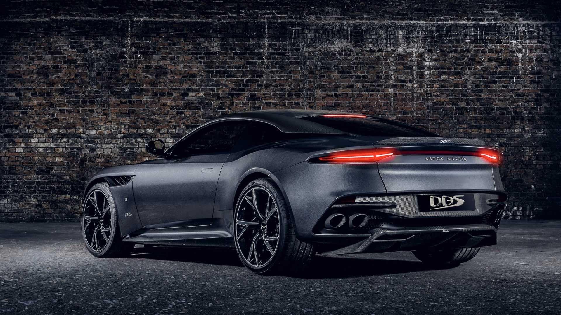 Aston Martin Dbs Superleggera 007 Edition Q By Aston Martin 2020 Sportwagen Sport