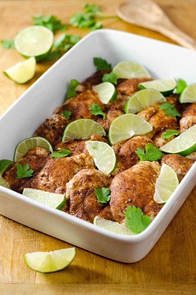Mexican Rice Casserole (Gluten-Free, Paleo) - The Harvest