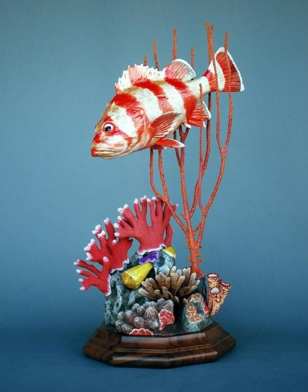 Pin On Fish Carving