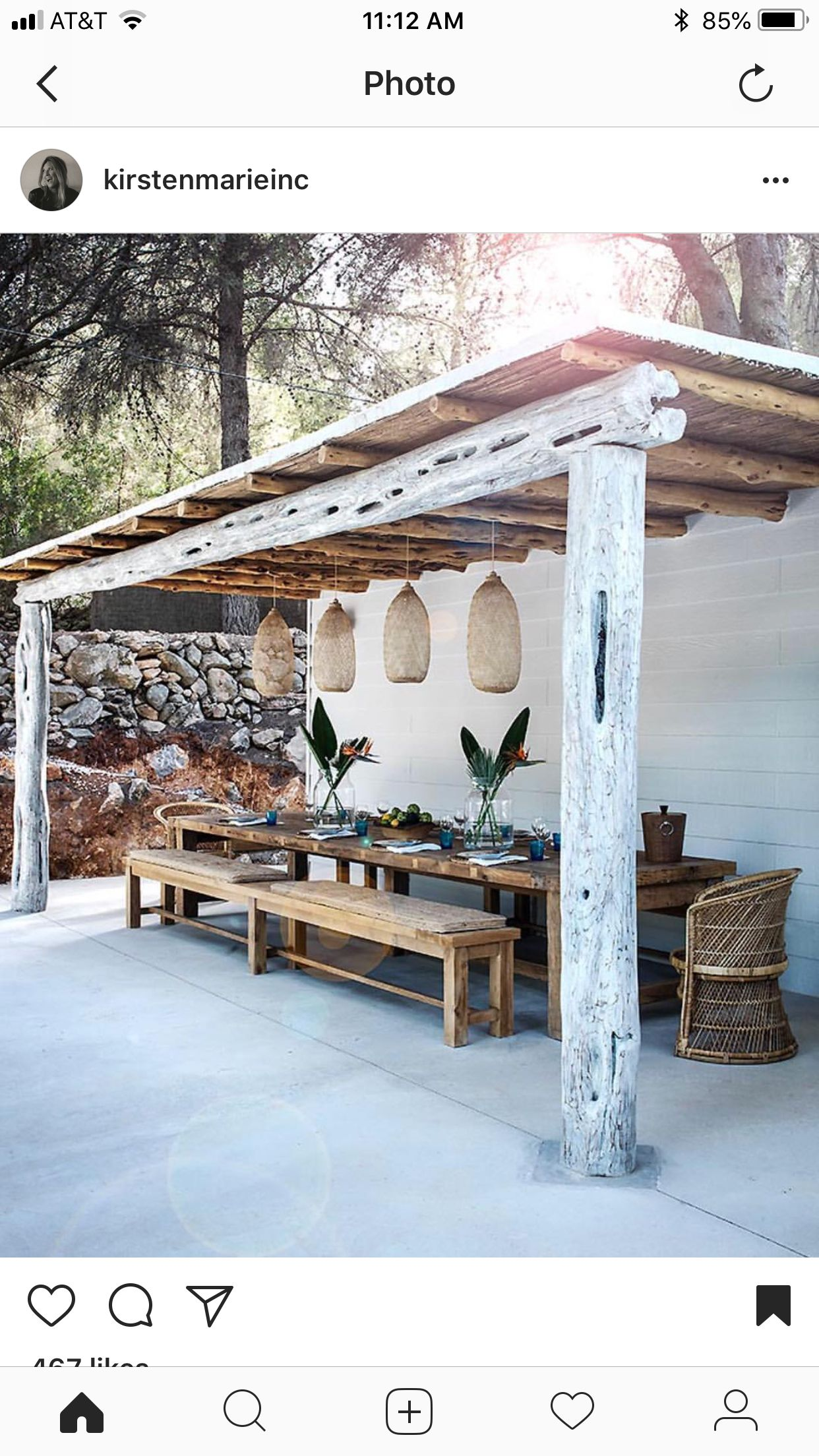 Pin von A Girl and the Coast auf outdoor Space. | Pinterest