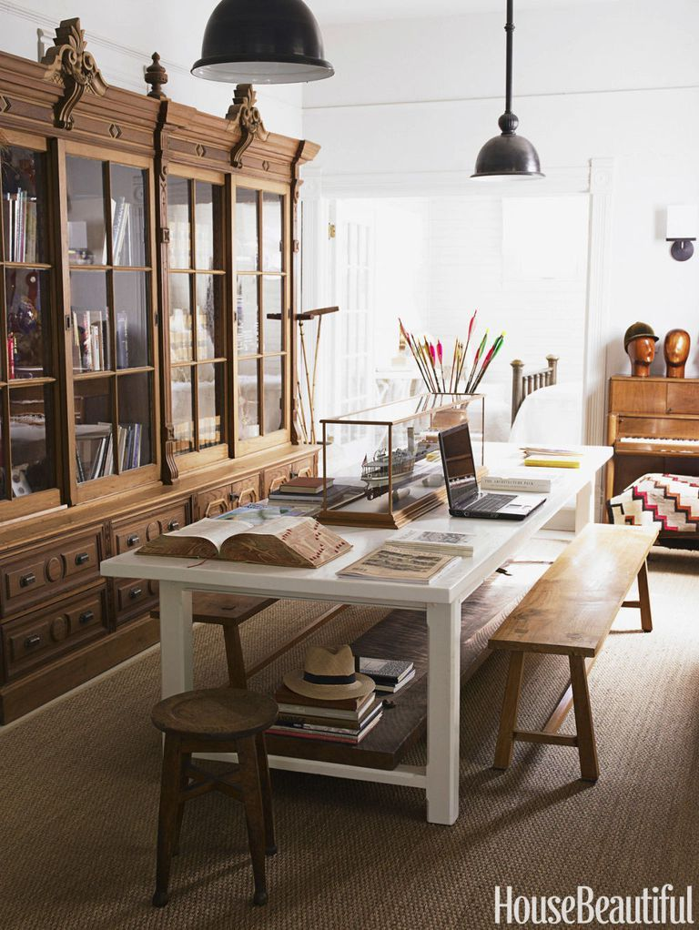 Dining Room Library Ideas: Here Are 45 Stylish Home Libraries For The Fantasy File