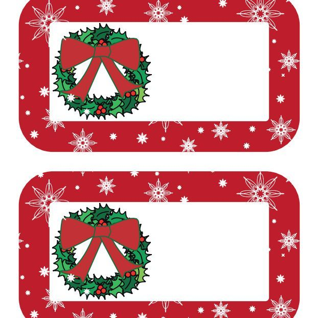 Free Holiday Tag Cliparts, Download Free Clip Art, Free Clip Art on Clipart  Library