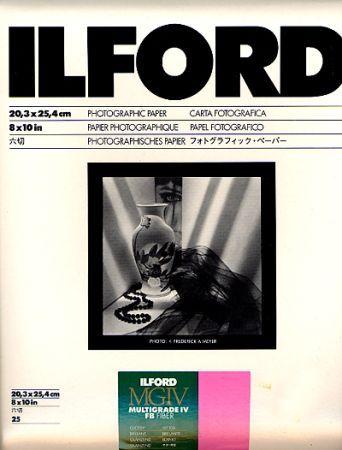 Ilford Photo Paper Matte.