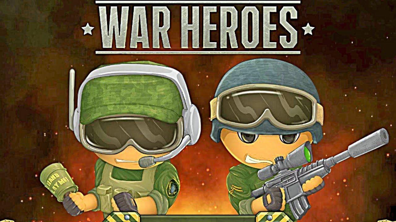 War Heroes game Y8 game