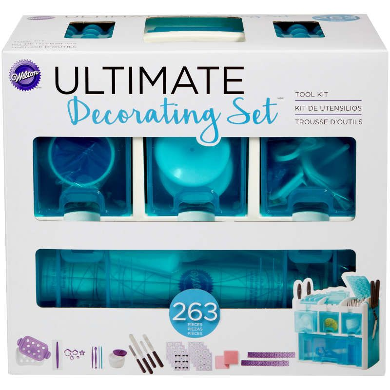 ULTIMATE DECORATING SET 2017 | Wilton Ultimate Cake Decorating Tools Set