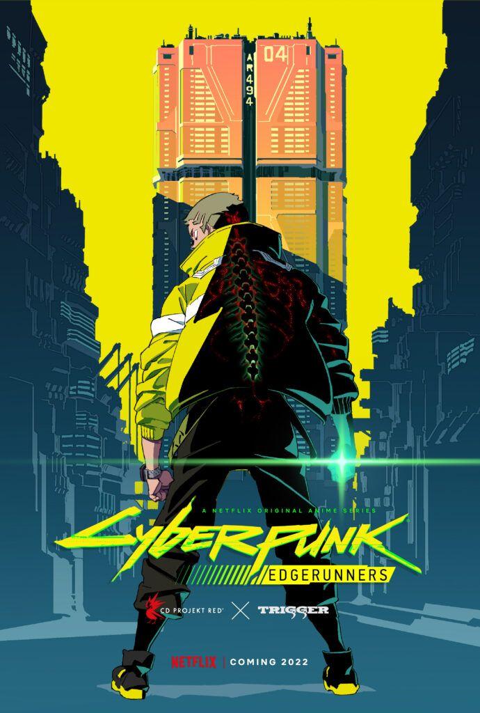 Netflix, Cyberpunk Edgerunners Adlı Yeni Orijinal Anime