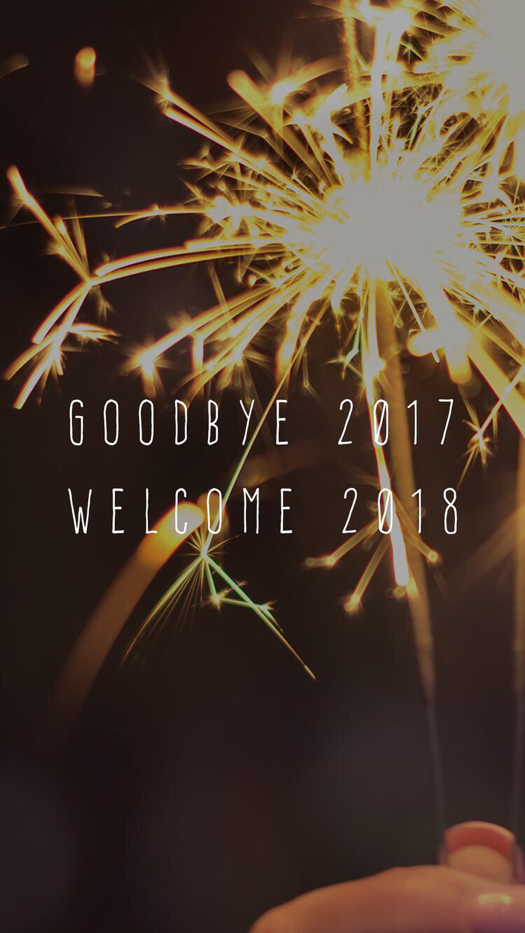 New Year 2018 Wallpaper For IPhone
