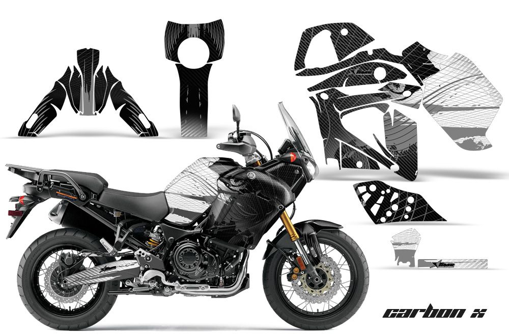 Yamaha Tenere 1200 Street Bike Graphic decal sticker Kit