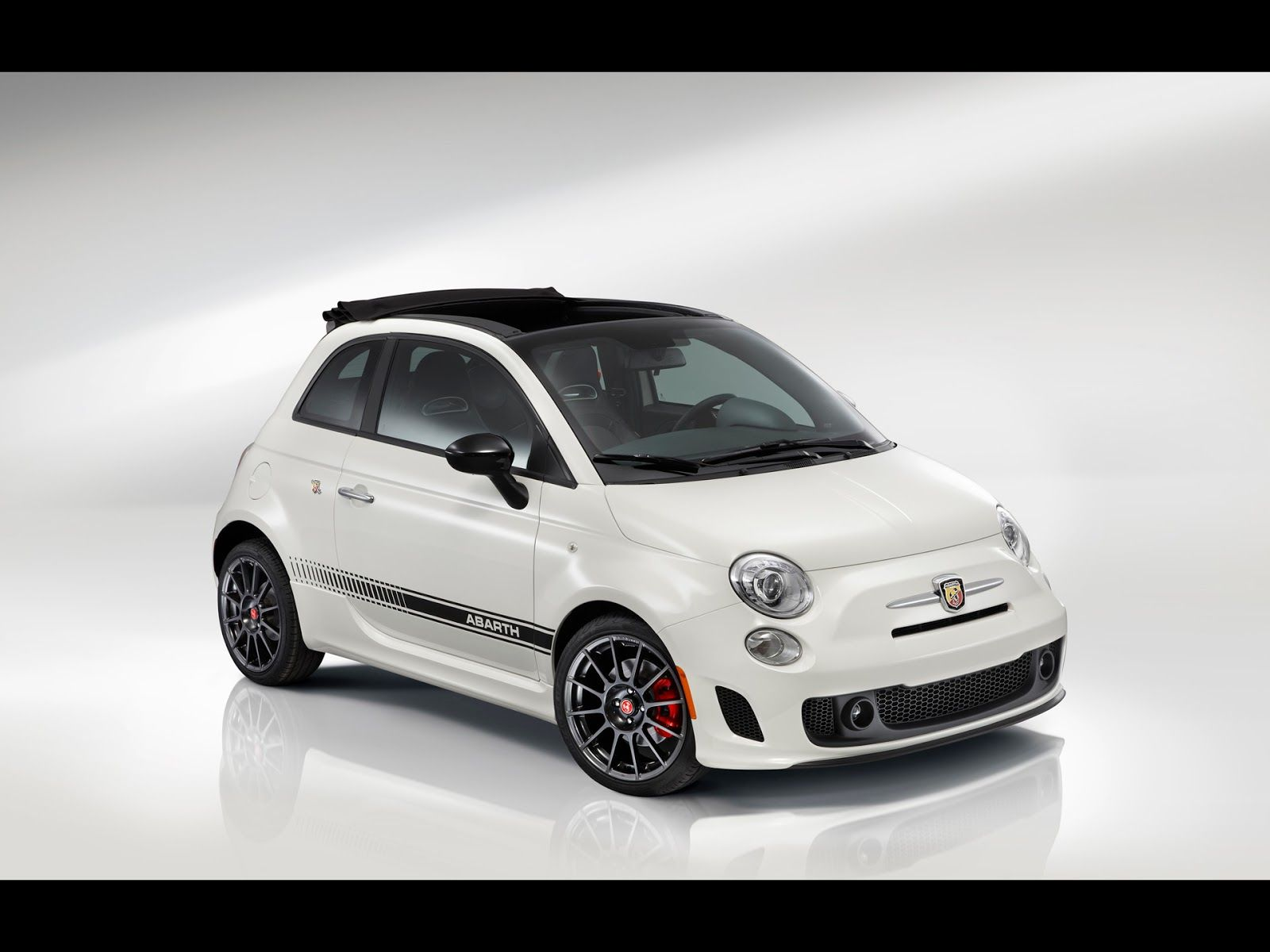 Fiat 500 Abarth Wallpaper in High Resolution New Car