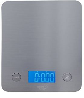 Smart Weigh 11lb 5kg Digital Multifunction Food And Kitchen Scale