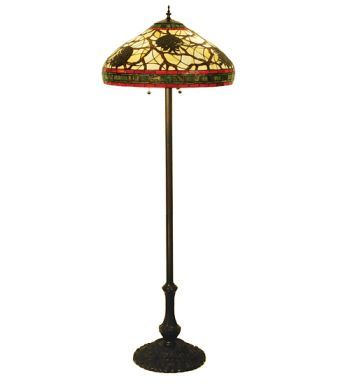 103185m 63h tiffany lodge pinecone stained glass floor lamp 103185m 63h tiffany lodge pinecone stained glass floor lamp aloadofball Choice Image