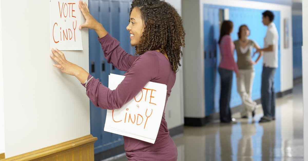 Lemas De Campaña Para Las Elecciones Del Cuerpo Estudiantil