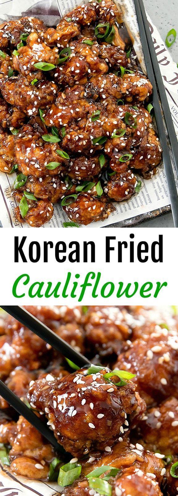 Photo of Korean Fried Cauliflower