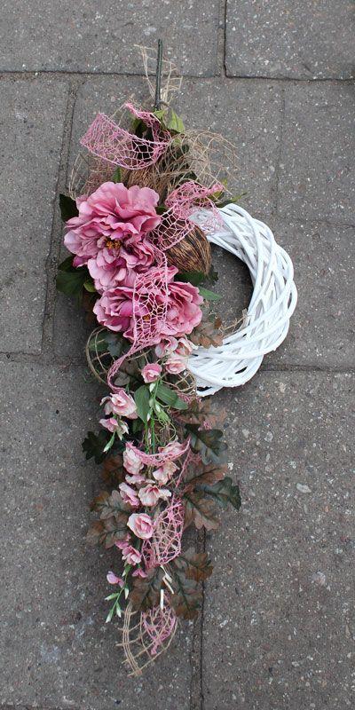 Florystyka Zalobna Bukiety Slubne Wiazanki Slubne Kwiaty Do Slubu Lodz Funeral Flower Arrangements Floral Arrangements Diy Funeral Flowers
