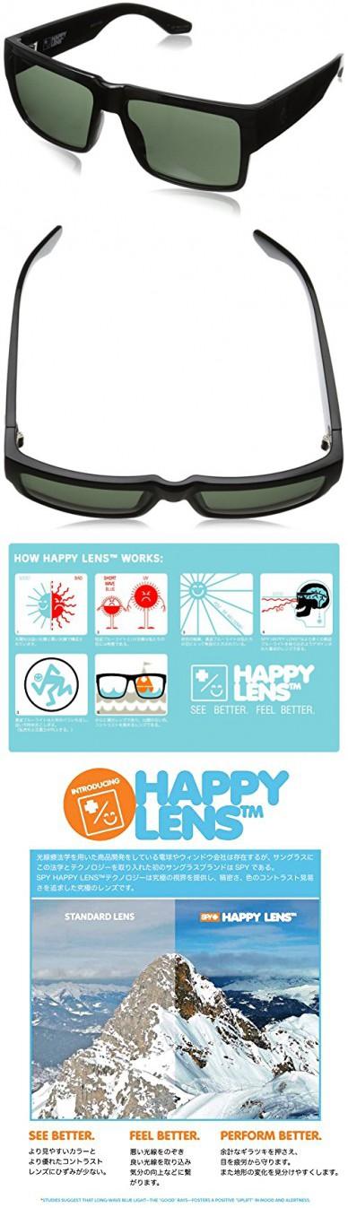 f1b2732db715 Spy Optic Cyrus Flat Sunglasses