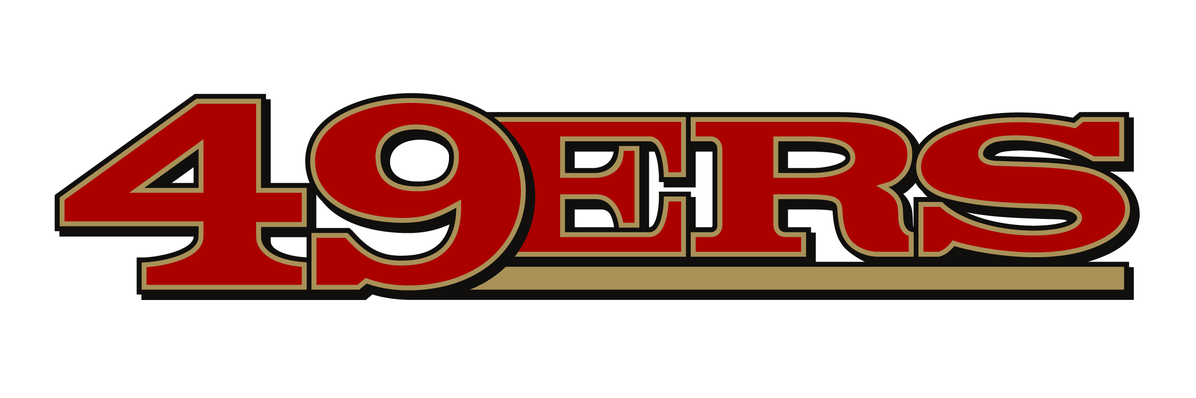 San Francisco 49ers Logo Png Transparent Svg Vector Freebie Supply In 2020 San Francisco 49ers Logo 49ers San Francisco 49ers