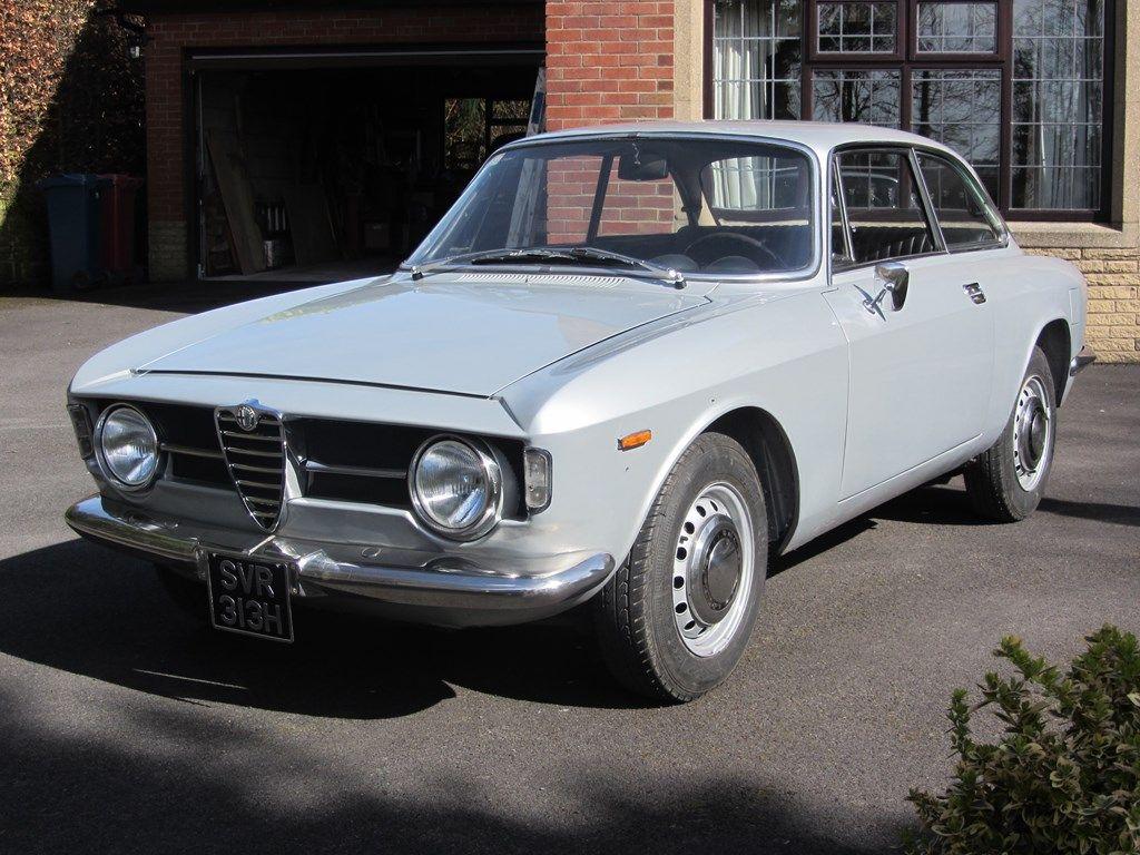 1969 ALFA ROMEO JUNIOR for sale | Classic Cars For Sale, UK | alex ...