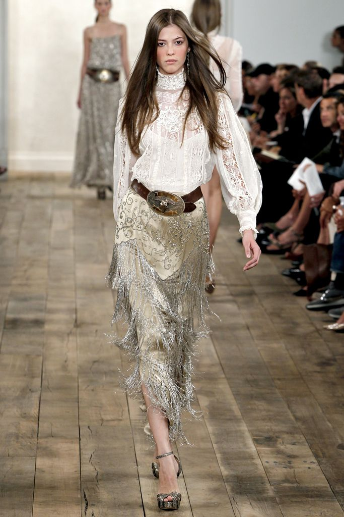 Ralph Lauren Spring 2011 Ready-to-Wear - Collection - Gallery - Style.com