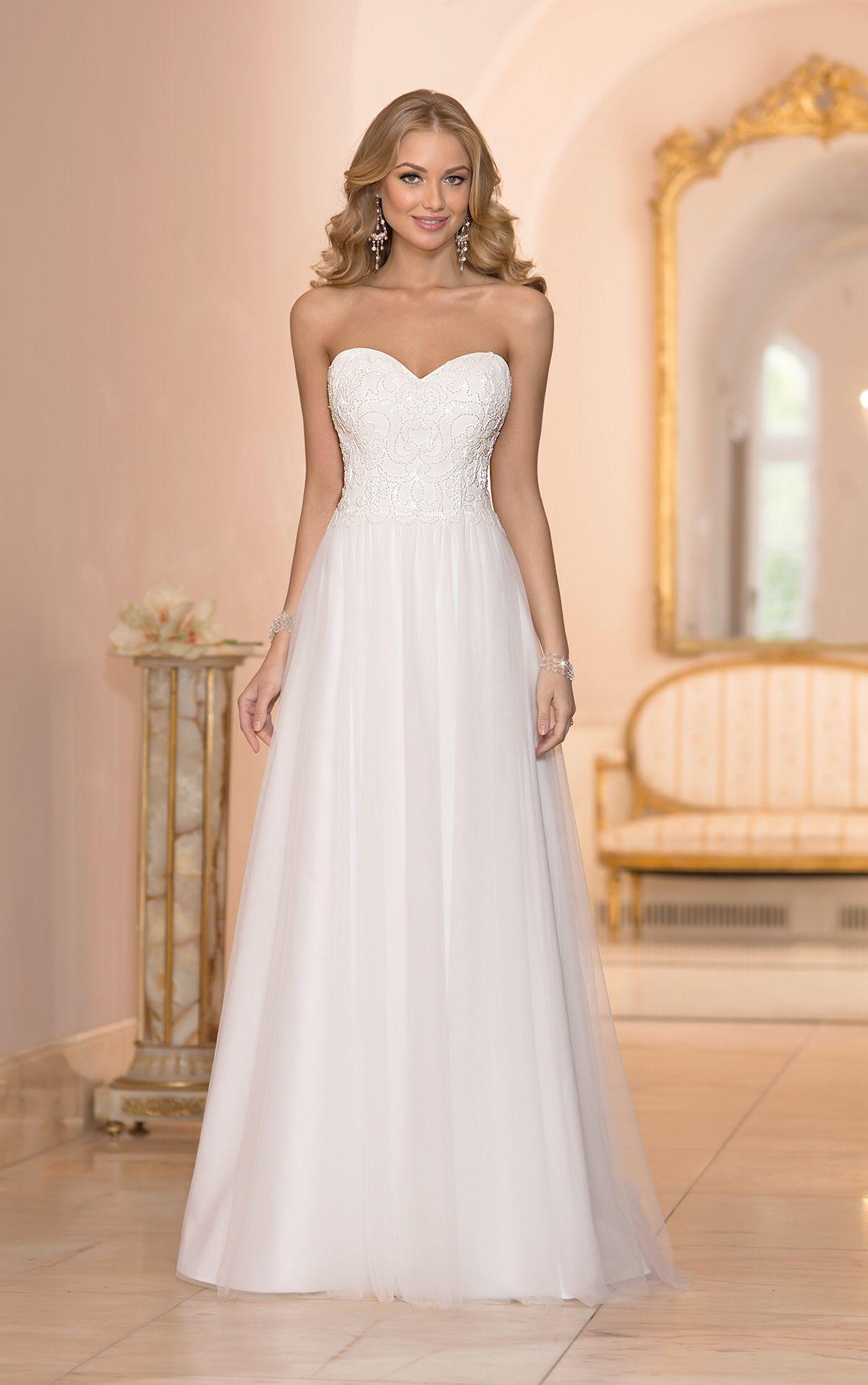 Stella York 6010 | Wedding | Pinterest | Stella york, Wedding dress ...
