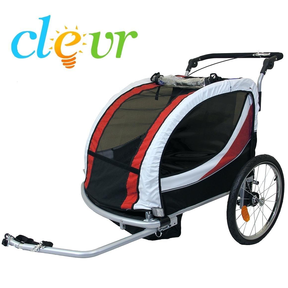 Recaro Kinderwagen Clevr Faltbar In Doppel Fahrrad